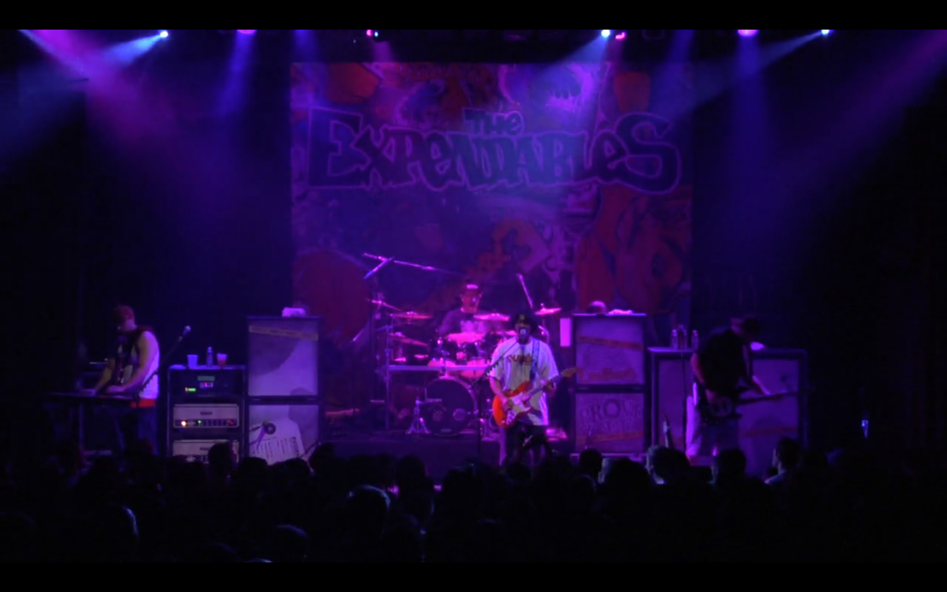 The Expendables in Concert