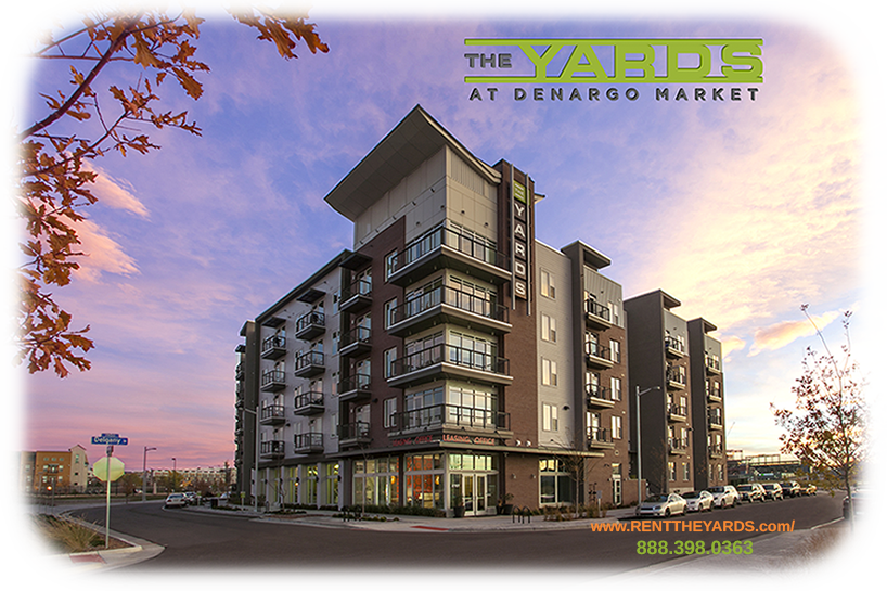 The Yards Virtual Tour Splash Page